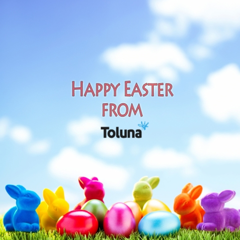 happy easter EN
